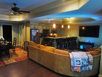 Birmingham Remodeling Company One Call Remodel In Birmingham Gorgeous Basement Remodel Company
