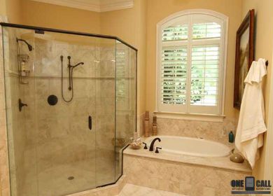 Bath Remodeling Cost Boatjeremyeatonco - What does the average bathroom remodel cost