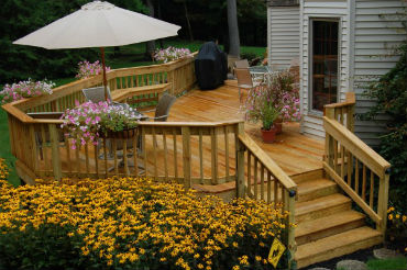 Deck Design in Hoover, AL