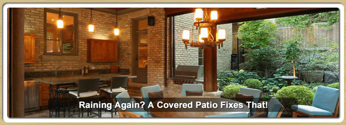 Birmingham Covered Patio